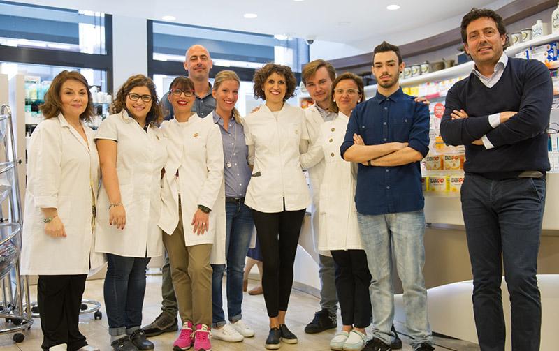Team Farmacia Fanchiotti