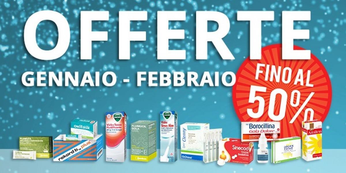 OFFERTISSIME di GENNAIO & FEBBRAIO 2017! - Farmacia Fanchiotti