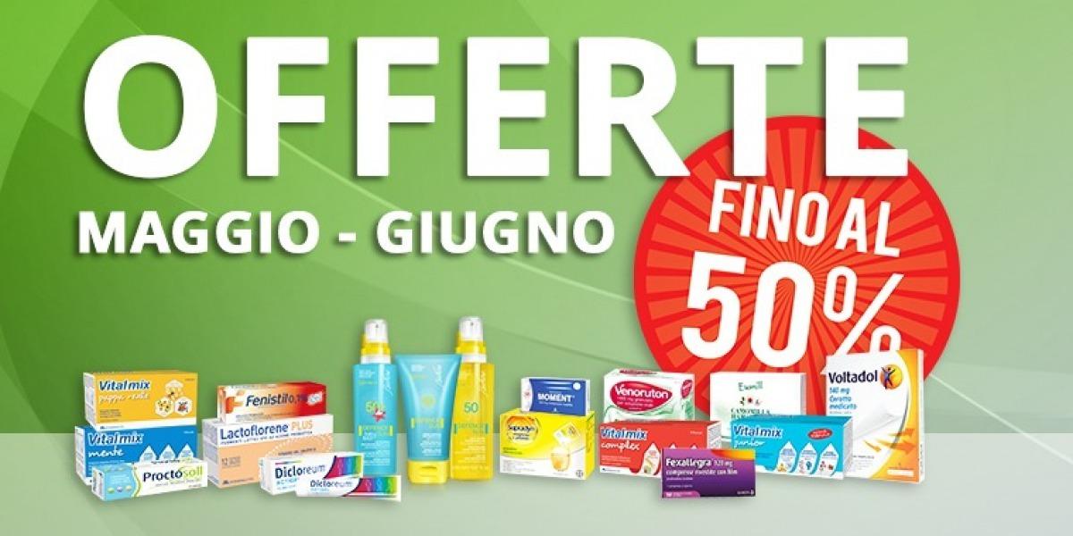 OFFERTISSIME di MAGGIO & GIUGNO 2017! - Farmacia Fanchiotti