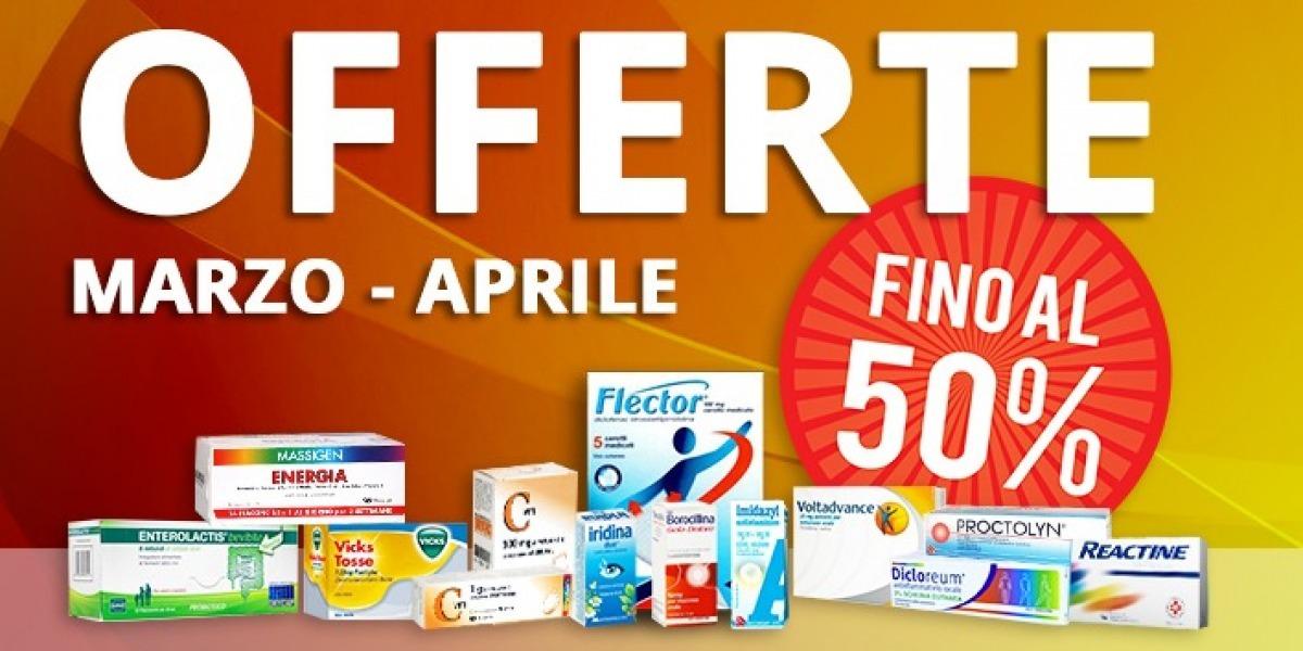 OFFERTISSIME di MARZO & APRILE 2017! - Farmacia Fanchiotti