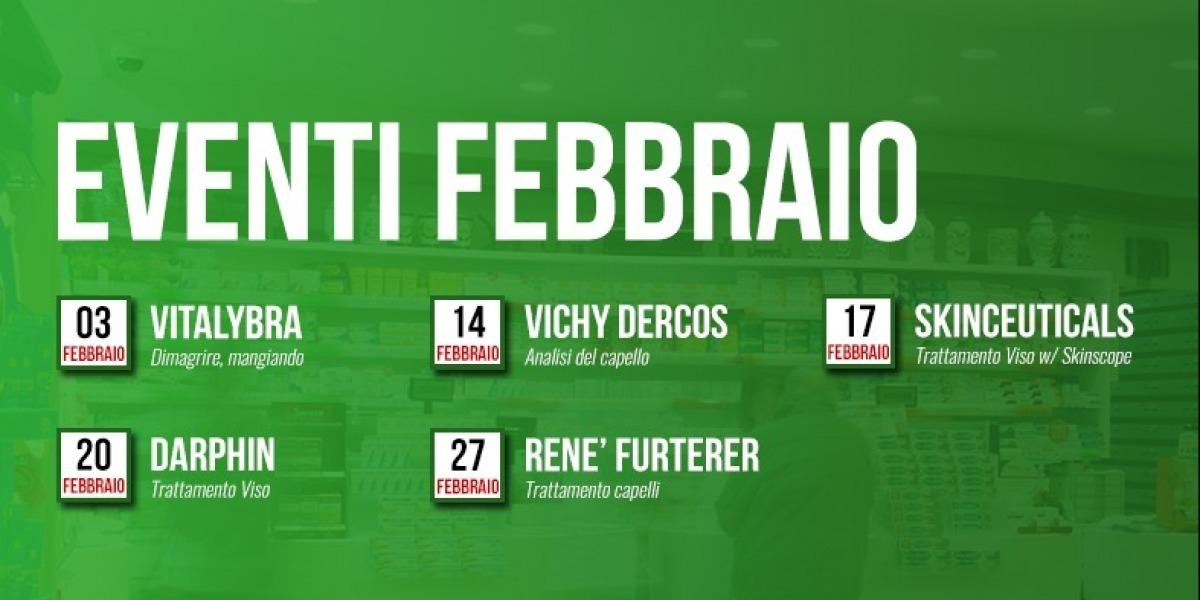 Eventi - Febbraio 2017 - Farmacia Fanchiotti