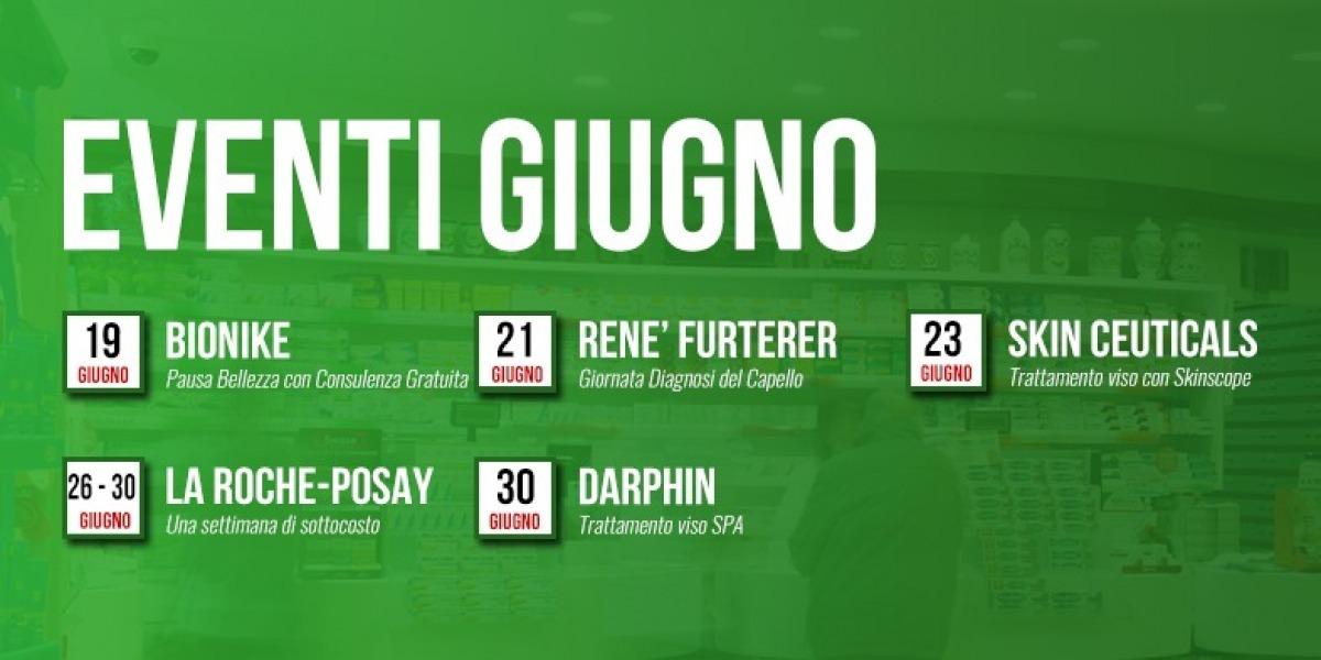 Eventi - Giugno 2017 - Farmacia Fanchiotti