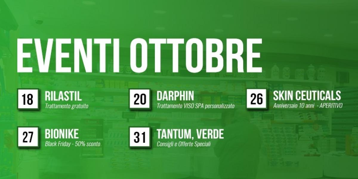 Eventi - OTTOBRE 2017 - Farmacia Fanchiotti