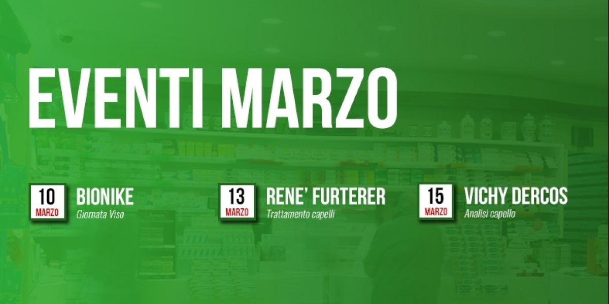 Eventi - Marzo 2017 - Farmacia Fanchiotti